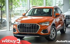 Khám phá Audi Q3 2020 giá hơn 1,8 tỷ đồng vừa về đại lý: Đáp trả BMW X1, Mercedes GLA bằng công nghệ hiện đại