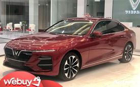 VinFast Lux giảm giá kỷ lục gần 300 triệu đồng: A2.0 rẻ hơn Toyota Camry, SA2.0 rẻ hơn Fortuner cao cấp
