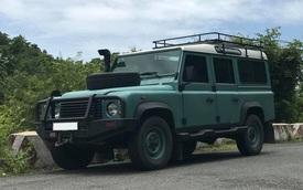 Giữ giá như Land Rover: Xe offroad đi 18 năm vẫn bán lại với giá 2,1 tỷ đồng