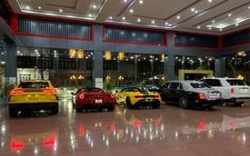 Lộ diện dàn xe khủng của đại gia Đà Nẵng chuẩn bị cho hành trình ASEAN Rally 2020