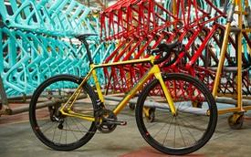 Siêu xe đạp Ferrari SF01: Nhẹ hơn cả túi xách, trang bị toàn hàng hiệu, giá trên 300 triệu đồng
