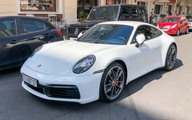 Rộ tin doanh nhân Nguyễn Quốc Cường 'chia tay' Porsche 911 Carrera S