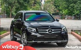 Mercedes-Benz GLC 300 AMG bán lại, chủ xe nếu đổi ngang VinFast Lux SA2.0 vẫn cầm về hơn 260 triệu đồng
