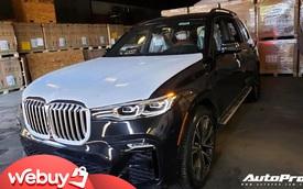 BMW X7 2020 nhập tư chào giá rẻ hơn cả tỷ đồng so với xe chính hãng, riêng option 'không phải nghĩ'