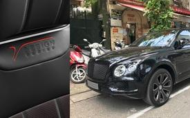 Bắt gặp Bentley Bentayga Design Series độc nhất Việt Nam, sở hữu nhiều chi tiết khác biệt