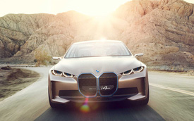 BMW chuẩn bị tung dải sản phẩm hiệu năng cao, mạnh hơn cả phiên bản M Sport