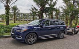 Chủ xe bán SUV để đổi Mercedes-Benz S 400, tuyên bố đây là chiếc Infiniti QX60 có nội thất độc nhất Việt Nam