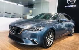 Mazda6 bản cao cấp nhất được đại lý bán rẻ hơn 160 triệu đồng so với giá niêm yết