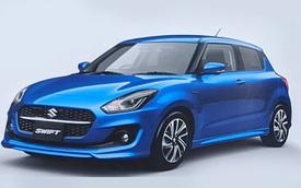 Suzuki Swift 2020 lộ diện: Thể thao hơn, thêm kiểu phối màu mới, chờ ngày về Việt Nam vực dậy doanh số thảm