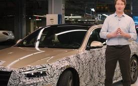 Đích thân sếp Mercedes-Benz nhá hàng S-Class lần đầu tiên, ngày chào sân không còn xa