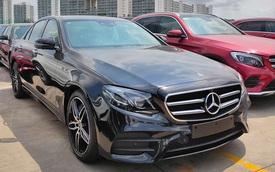 Mercedes-Benz E 300 AMG 2020 chính hãng thanh lý sau 20 km: Giá lăn bánh ngang giá niêm yết mua mới