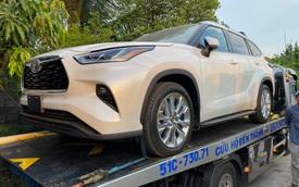 Toyota Highlander 2020 đầu tiên về Việt Nam: Giá khoảng 4 tỷ đồng, nhiều công nghệ hiện đại, đối đầu Ford Explorer