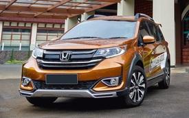 Lộ thông tin Honda BR-V tại Việt Nam: 2 phiên bản, 'ăn' xăng hơn Mitsubishi Xpander