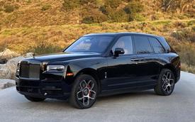 Rolls-Royce Cullinan Black Badge đầu tiên lên đường về Việt Nam với giá gần 70 tỷ, tiền option đắt ngang một chiếc S-Class