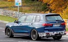 BMW X7 bản mạnh và sang nhất chưa từng có sẽ ra mắt ngay trong tuần tới