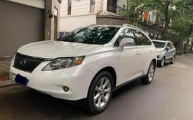 Chạy Lexus RX 350 10 năm rồi bán lại, đại gia Việt vẫn dư tiền sắm mới Mazda CX-8, Hyundai Santa Fe
