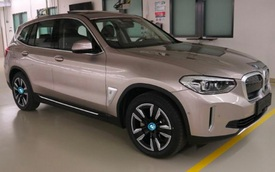 Lộ diện hoàn chỉnh BMW iX3 - SUV không tốn một giọt xăng, công suất gần 300 mã lực