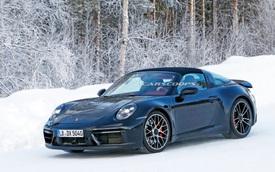 Ngày mai ra mắt Porsche 911 'quyến rũ nhất lịch sử'