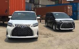 Khui công 'chuyên cơ mặt đất' Lexus LM 300h giá cả chục tỷ đồng đầu tiên Việt Nam