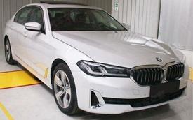 BMW 5-Series thế hệ mới lộ phiên bản kéo dài