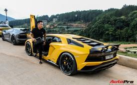 Đang chờ McLaren Senna nhưng đại gia Hoàng Kim Khánh vẫn chăm Lamborghini Aventador S, độ thêm chi tiết mới lạ