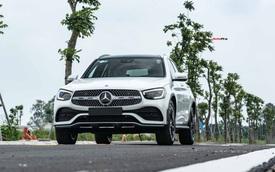 Mới chạy 40 km, Mercedes-Benz GLC 300 AMG lắp ráp đã được bán lại với giá gần 2,5 tỷ đồng