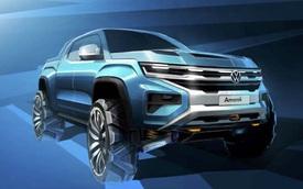 Ford Ranger Raptor sắp có thêm phiên bản sử dụng khung gầm của xe Đức
