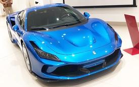 Ferrari F8 Tributo chào hàng đại gia Việt, giải đáp thắc mắc số tiền mua xe của Cường 'Đô-la'