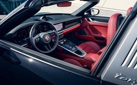 Nhìn lại nội thất Porsche 911 7 thế hệ đã qua