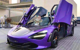 McLaren 720S màu lạ lên đường về Việt Nam, phá vỡ thế 'độc tôn' của chiếc siêu xe của đại gia Vũng Tàu