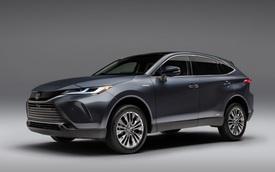 Ra mắt Toyota Venza 2021 - 'Ngôi sao nhập khẩu' SUV 5 chỗ một thời đấu Hyundai Santa Fe