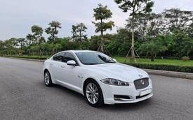 Rẻ chưa từng có, Jaguar XF bán lại với giá Toyota Camry khi vừa chạy 43.000 km