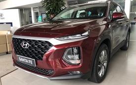 Ngoài giảm trước bạ, Hyundai Santa Fe, Tucson và Kona thêm chiêu mới giành thị phần ở các phân khúc SUV tại Việt Nam