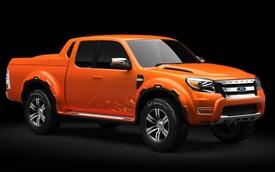 Hàng hot 'tiểu Ford Ranger' lộ tên, đấu bán tải Hyundai sắp ra mắt