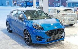 Ford Puma - Anh em EcoSport sẵn sàng phiên bản hiệu suất cao, tạo vị thế riêng trước Hyundai Kona và Kia Seltos