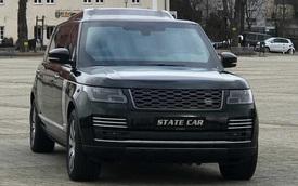 Range Rover phiên bản lạ chào hàng đại gia Việt với giá hơn 19 tỷ đồng: Dài hơn Rolls-Royce Phantom EWB, chống đạn, nội thất siêu sang
