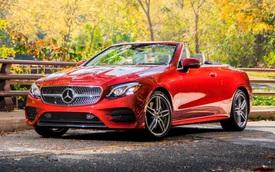 Mercedes-Benz E-Class Coupe, Convertible mới ra mắt đúng ngày đối thủ BMW 5-Series 2020 chào sân