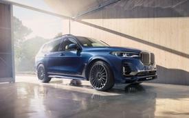 'Siêu BMW X7' chính thức ra mắt: Mạnh 612 mã lực, tăng tốc 0-100km/h trong 4 giây