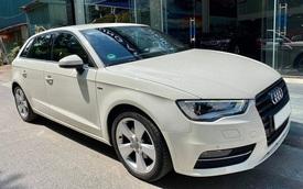Chạy chỉ 5.800km/năm, hàng hiếm Audi A3 hatchback vẫn mất giá rẻ ngang Mazda3 2020
