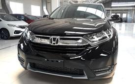 Đại lý giảm giá dọn kho Honda CR-V 'lô nhập cuối', dọn đường chờ xe lắp ráp miễn 50% trước bạ