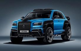 Hãng độ biến 'Rolls-Royce Nga' từ sedan thành SUV off-road hạng nặng