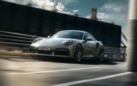 """Lãnh đạo Porsche: Chúng tôi muốn có """"tiểu 911"""""""