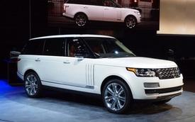 Lộ diện Range Rover Evoque LWB 3 hàng ghế, 7 chỗ - Ép bản thường vào ngõ cụt