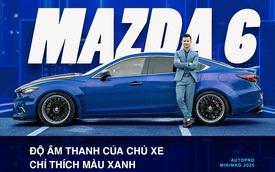 Người dùng Mazda6 sau 2 năm độ loa tới nỗi thợ phải sợ: Học phí hơn 200 triệu, bắt Grab đi làm và lời khuyên tránh 'hố vôi' thời gian, tiền bạc
