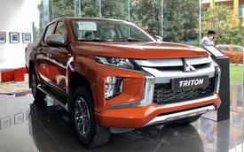 Mitsubishi Triton xả kho, giảm giá kỷ lục gần 140 triệu, rẻ hơn Ford Ranger 70 triệu đồng