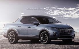Những điều cần biết về Hyundai Santa Cruz - Bán tải lai Santa Fe với Palisade, đối trọng của Ford Ranger