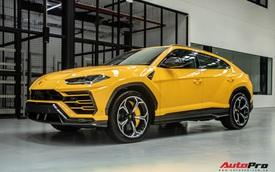 'Mổ xẻ' Lamborghini Urus chính hãng thứ 4 Việt Nam: Nội thất khác biệt cho đại gia thích hàng độc