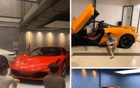 Ngoài siêu xe bạc tỷ, Cường Đô La còn có một thú vui đốt tiền bị bỏ bê lâu ngày: Ngó qua thôi đã thấy khủng rồi!