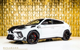 Lamborghini Urus độ Mansory yêu cầu mức giá siêu khủng