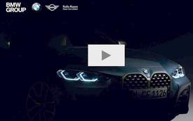 BMW lỡ tay để lộ hình hài 4-Series: Chính là '3-Series cách điệu' với tản nhiệt khổng lồ